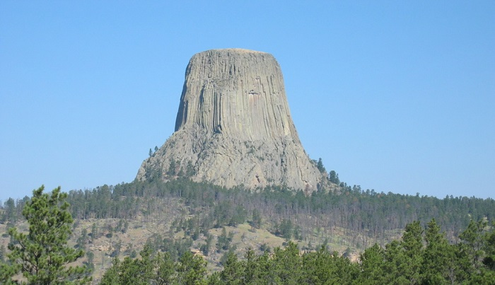 Devils Tower, WikiCommons