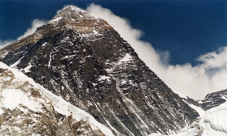 Mount Everest WikiCommons