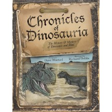 cs4k chronicles Book Review: Chronicles of Dinosauria