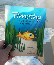 timothyfish cover Kids Book Review: Timothy: A Little Fish with a Big Purpose